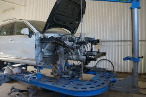 Кузовные работы по ремонту автомобилей в Ростове-на-Дону